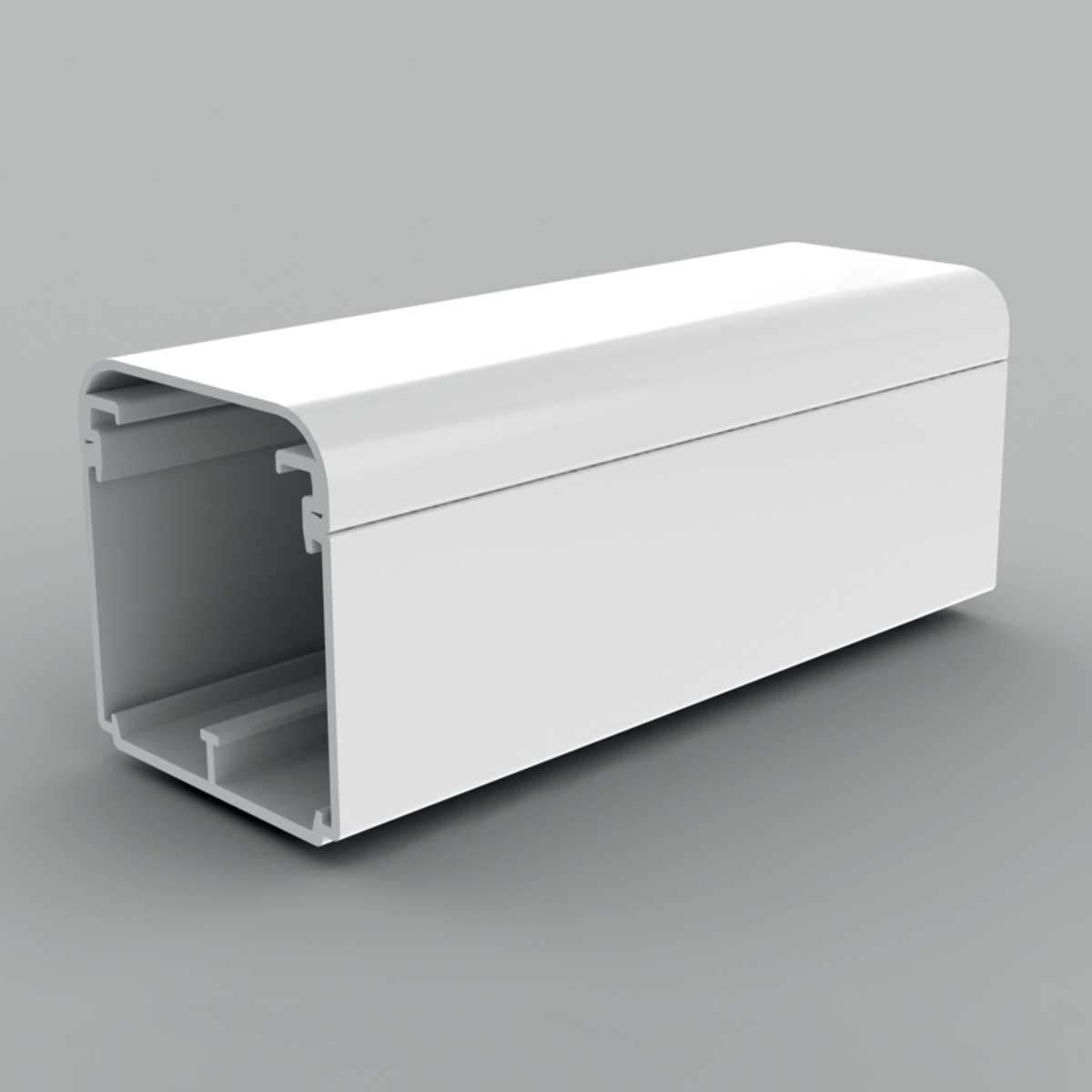 Кабельний канал білого кольору  60х60мм; Серія EKЕ; ПВХ