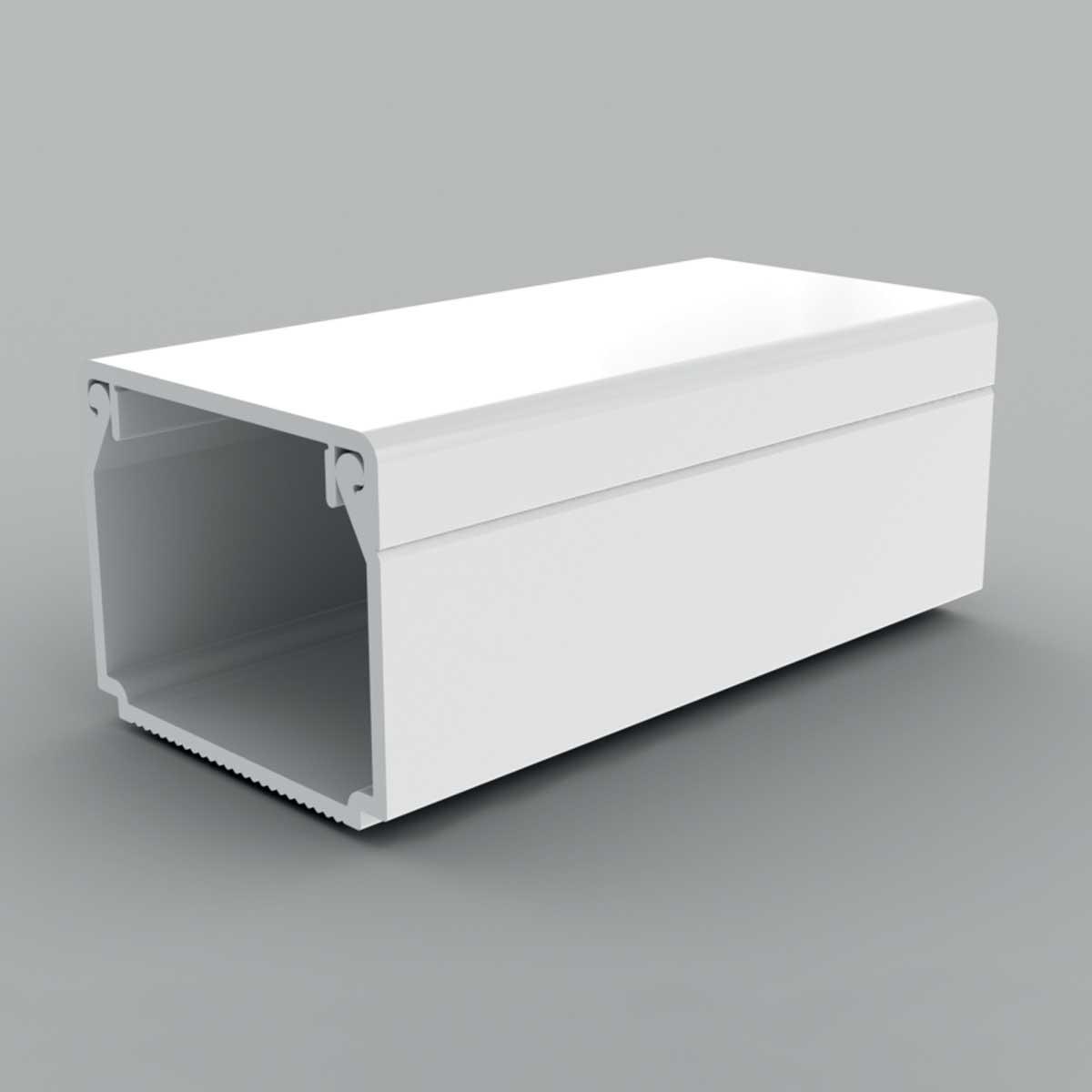 Кабельний канал з ПВХ білого кольору 25х20мм; Серія LH;
