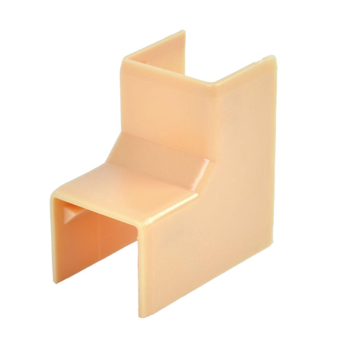 Кут внутрішній для LHD 20х20 (бук); Серія LH; ПВХ
