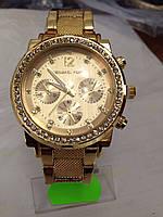 Классические часы под золото Michael Kors 3263