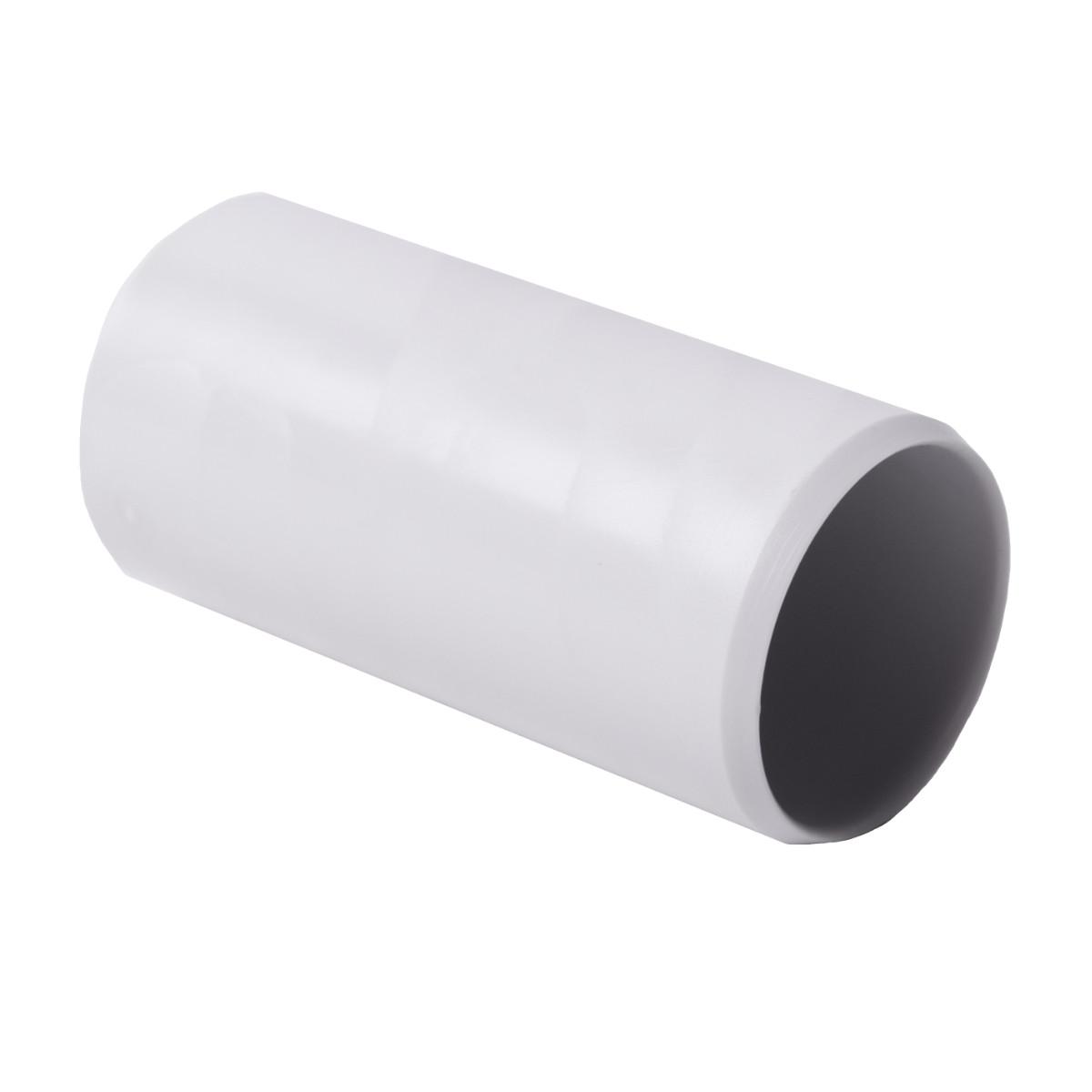 Муфта з'єднувальна для труби 16 мм; Ø16мм; ПВХ;; t застосування -25+60 °с; світло-сіра; Упаковка 10 шт