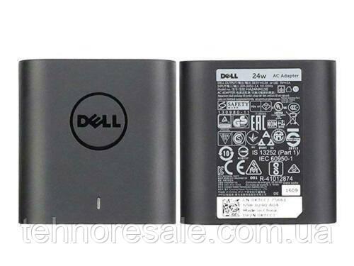 НОВОЕ Dell 24w зарядное устройство для планшета dell venue 11 pro 7130 7139 7140