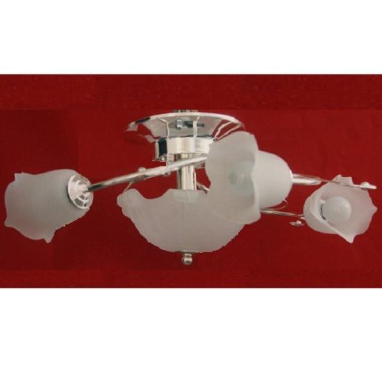 Потолочный светильник TINKO 9310CR/3+1CWT хром