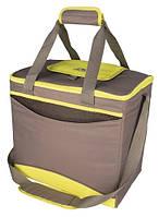 Изотермическая сумка Collapse & Cool Sport 36 22 л Igloo коричневый с желтым