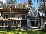 Деревянный дом, баня из бревна, фото 2