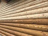 Шлифовка + покраска  деревянного дома Харьков, Киев, Одесса, Днепр, фото 9