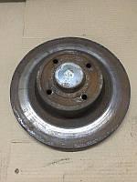 Тормозной диск Renault Megane 2 1.9 DCI 2004 задн. (б/у)