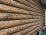 Герметизация деревянного дома, сруба, фото 8