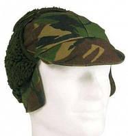 Мужские головные уборы для охотников оптом Британская шапка зимняя DPM