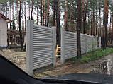 Деревянный забор Харьков, фото 2