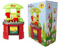 Детская кухня Еva с посудой 04-405 Kinderway