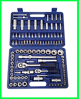Набор инструментов 108 PIECE TOOL SET | Для ремонта авто | Набор ключей