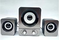 Компьютерные колонки 2.1 USB FnT FT-25, фото 1