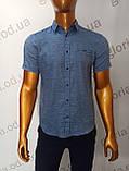 Мужская рубашка Amato. AG.KG19638(g). Размеры: M,L,XL,XXL., фото 5
