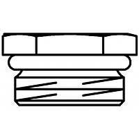 """""""Oventrop"""" Винт сальника для всех вентилей (кроме AV 6, RFV 6, ADV 6, GH и GD) SW 14"""