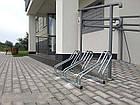 Велопарковка на 3 велосипеди Cross-3 Польща, фото 3
