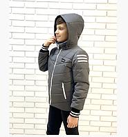 Р-р 128-134-140-146  куртка детская на мальчика весна-осень