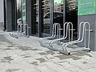 Велопарковка на 3 велосипеда Rad-3 Польша, фото 3
