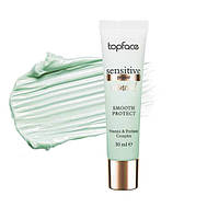 TopFace Праймер Mineral Sensitive Primer PT567 №001 (Smooth Protect)