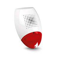 Satel SP-500 R. Уличный свето-звуковой оповещатель