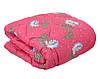 Силиконовое одеяло двойное (поликоттон) Полуторное T-54761, фото 3