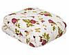 Силиконовое одеяло двойное (поликоттон) Полуторное T-54761, фото 4