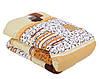 Силиконовое одеяло двойное (поликоттон) Полуторное T-54761, фото 8