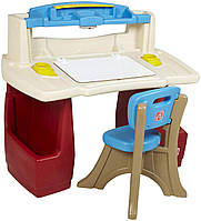 Парта детская стол для творчества Step2 Step Art Master Delux Activity Desk