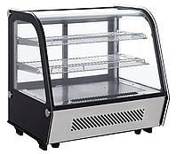 GoodFood Вітрина холодильна RTW120L Premium