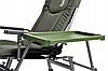 Крісло коропове з підставкою для вудки і бічним столиком M-Elektrostatyk F5R ST/P NN, фото 5