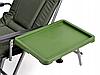 Крісло коропове з підставкою для вудки і бічним столиком M-Elektrostatyk F5R ST/P NN, фото 4