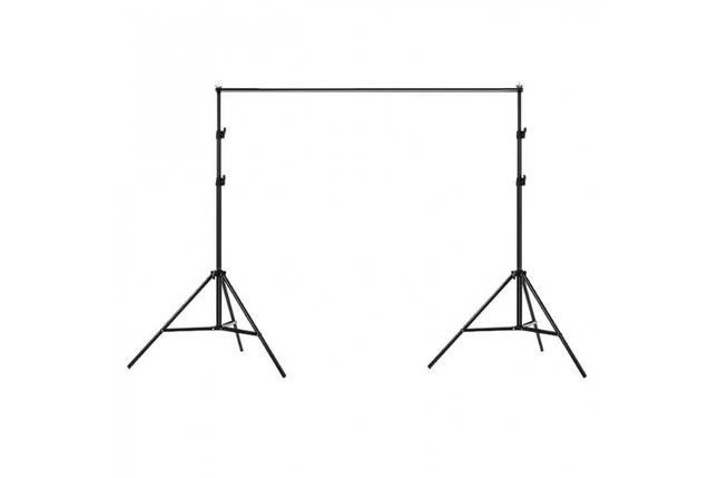 Стойка ворота, держатель для фона размер (2м х 2м), фото 2
