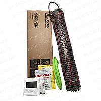 Теплый пол электрический Ryxon HM-200 / 12  м²  тонкий нагревательный мат для укладки под плитку в клей