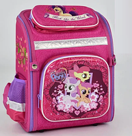 Рюкзак школьный Ранец My Little Pony Пони Розовый