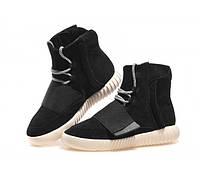 Adidas Yeezy 750 Boost By Kanye West Black, фото 1