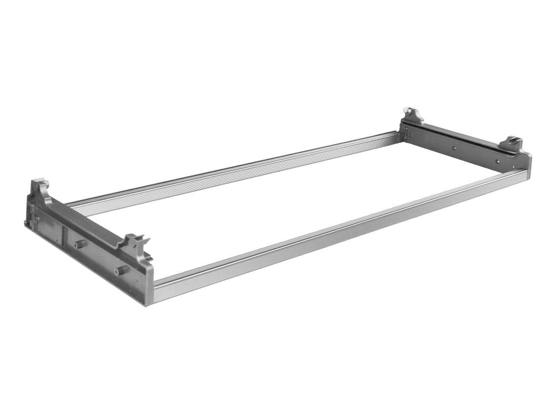 Рамка до кухоного посудосушителя INOXA алюміній