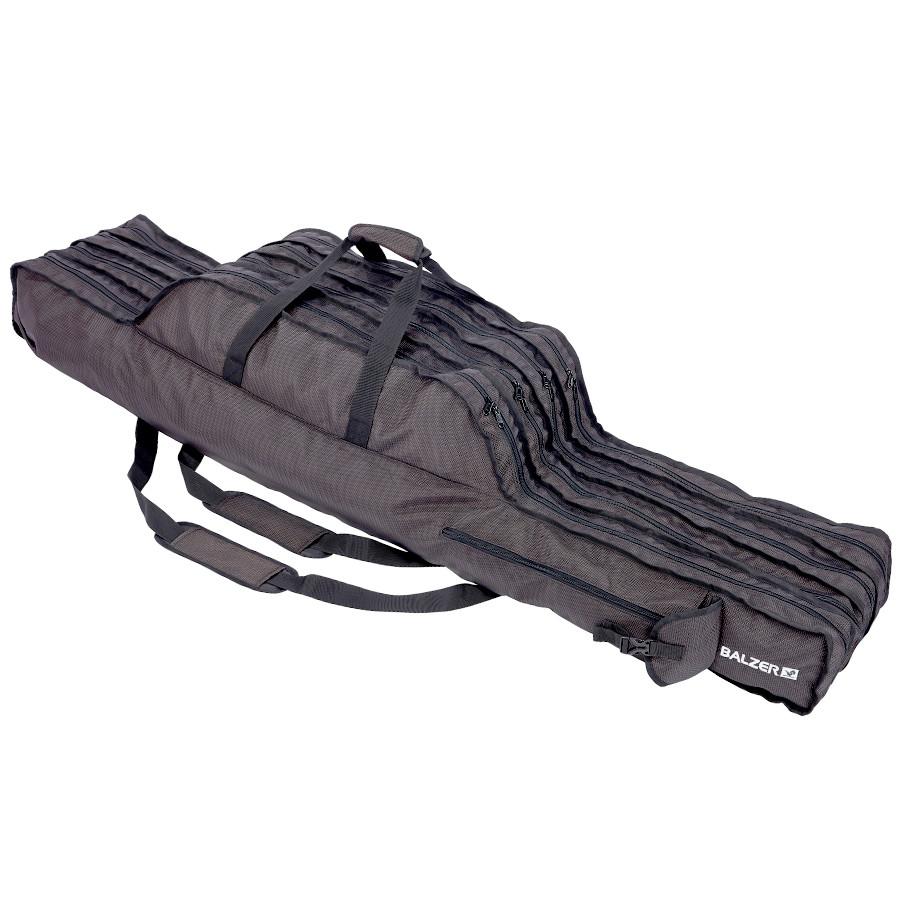 Чехол Balzer Performer для 3 удилищ с катушками 150x25x25см