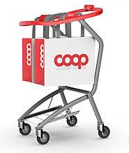 Купівельна візок для сумок Rabtrolley TWINST Bag 100 л