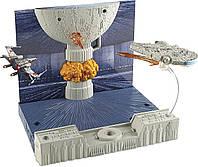 Трек Космическая атака Hot Wheels Star Wars Death Star Attack Оригинал (FGB07)
