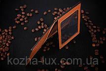 Обложка СБУ тройная кожаная  цепочка, фото 3