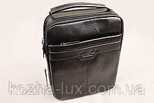Мужская сумка кожаная, фото 3