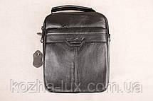 Мужская сумка кожаная, фото 2