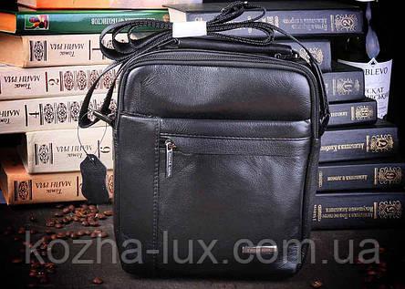 Качественная кожаная сумка, фото 2