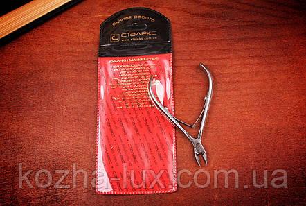 NC-10-11 Кусачки Сталекс для видалення кутикули, фото 2