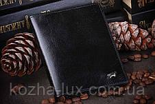 Кожаная обложка на паспорт Braun Buffel, фото 2