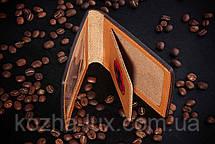 Обкладинка на Сбу з емблемою  Шкіра, фото 3