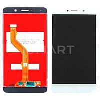 Дисплей Huawei Nova Lite Plus/Y7 (2017) белый (LCD экран, тачскрин, стекло в сборе)
