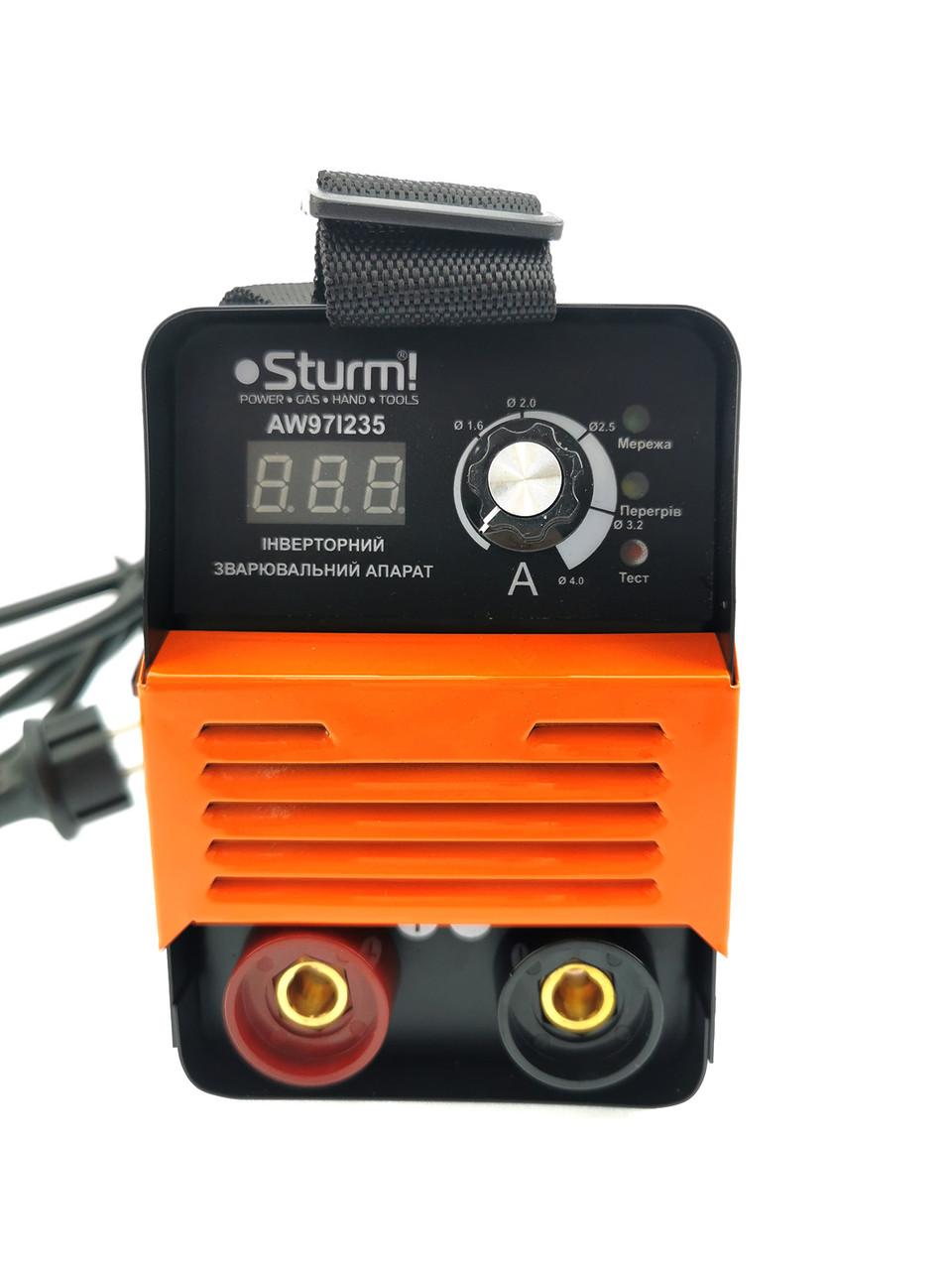 Сварочный аппарат Sturm AW97I235 235 A