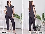 Блуза женская размер 42-44 46-48 50-52 54-56, фото 2
