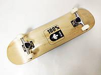 Скейтборд деревянный. Скейт. Canada 100%.